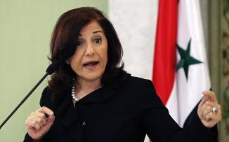 مستشارة الأسد :  الحرب السورية وصلت المرحلة قبل النهائية