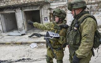 الجيش الروسي في سوريا