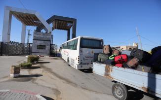 تهجير الفلسطينيين من غزة