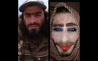 اعتقال داعشي تنكر بزي نساء
