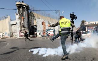 نقابة الصحفيين الفلسطينيين