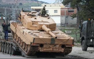 دخول قوات النظام السوري الى عفرين السورية