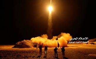 الحوثيون يقصفون مطارا في السعودية