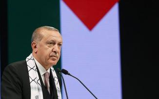 اردوغان والفلسطينيين