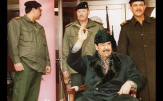 نظام صدام حسين