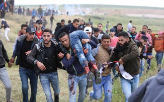 استشهاد شاب متأثراً بجروحه في مستشفى مار يوسف بالقدس
