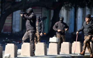 المحتجين في العراق