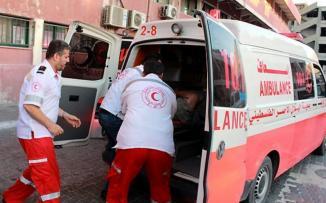 اصابة 4 مواطنين بحادث سير