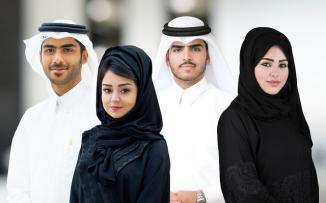 Qatari-Students