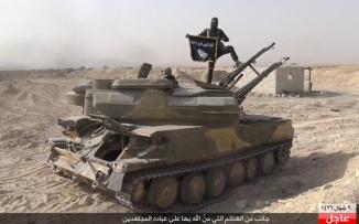 اميركا ومعتقلي داعش في سوريا