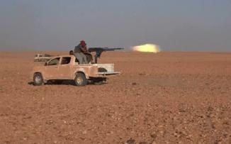 داعش في البادية السورية