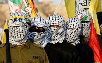 حركة فتح والتطبيع مع اسرائيل