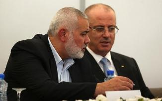 الحمد الله والمصالحة الفلسطينية