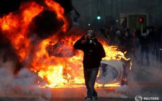سلامة الطلاب السوريين في فرنسا