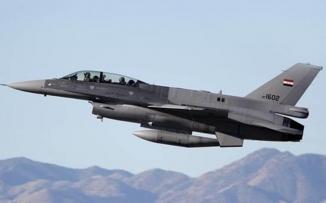 سلاح الجو العراقي يقصف مواقع في سوريا