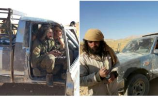 بالفيديو: مجموعات من داعش تسلّم نفسها للمقاومة عند معبر الزمراني