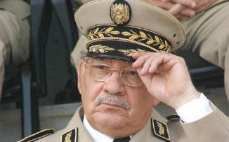 قائد الجيش الجزائري