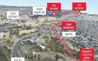 حكومة الاحتلال تصادق على مشروع
