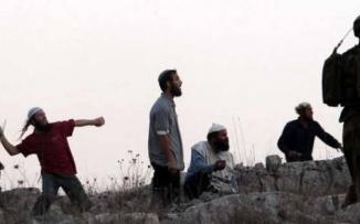 إصابتان في اعتداء للمستوطنين  بنابلس