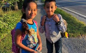 مصرع اطفال سوريين في كندا