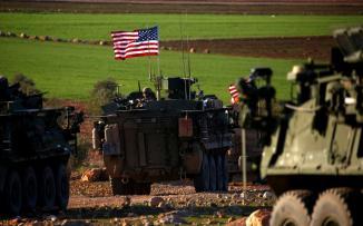القوات الامريكية في منبج