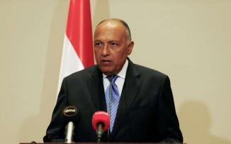 شكري يمثل مصر في قمة إسطنبول الإسلامية حول القدس