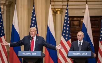 روسيا واميركا وصفقة القرن