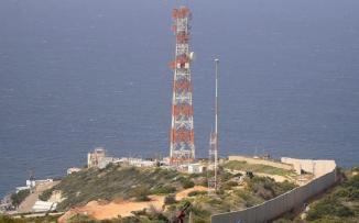 ترسيم الحدود بين اسرائيل ولبنان