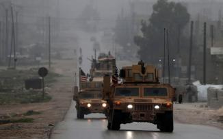 مقتل جنود امريكيين في سوريا
