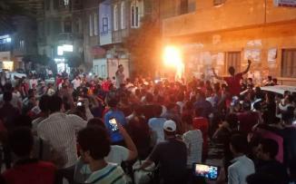مظاهرات في مصر تطالب برحيل السيسي