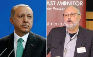 اردوغان ومقتل خاشقجي