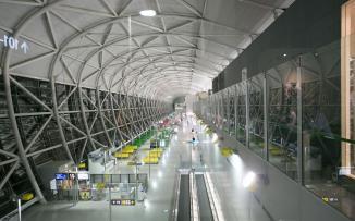 ابو ظبي للاستثمار ومطار الملكة علياء