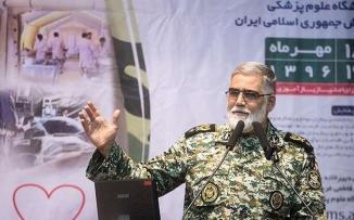 الجيش الايراني والقواعد العسكرية في السعودية