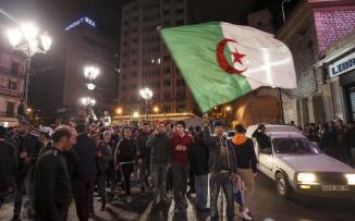 تظاهرات في الجزائر