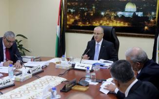 الحكومة الفلسطينية في غزة
