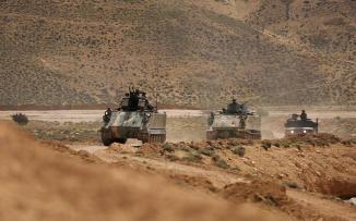 الجيش اللبناني يعلن إحراز تقدم بالمعركة ضد داعش