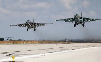 اسقاط الطائرة الروسية في سوريا