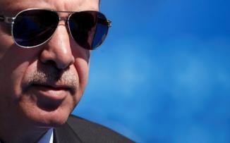 اردوغان والاكراد في عفرين السورية