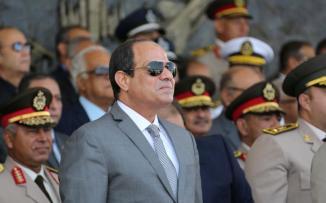 فرض حالة الطوارئ في مصر