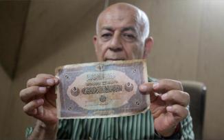 عائلة في نابلس تحتفظ بأمانة تركها جندي تركيا