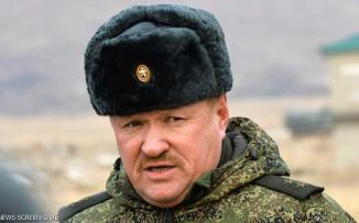 مقتل جنرال روسي في قصف لداعش قرب دير الزور