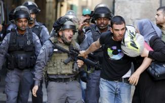 اعتقال خلية فلسطينية في القدس