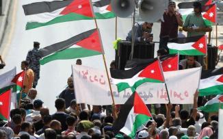 واشنطن والفلسطينيين في الاردن