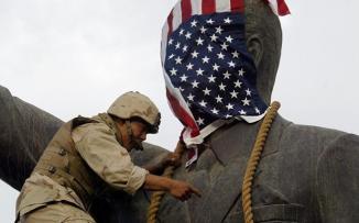 الجيش الامريكي وايران والعراق