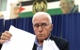 عزام الاحمد ونائب الأمين العام لحزب الله