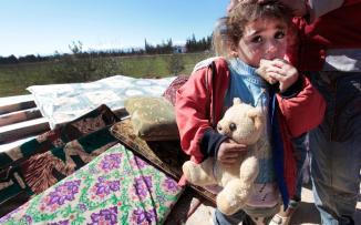 مساعدات امريكية لصالح الشعب السوري
