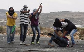 مستعربون يعتقلون ننائب امين سر حركة فتح