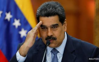 مادورو والعرب