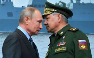 وزير الدفاع الروسي واميركا وسوريا