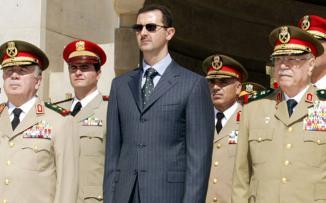 قطر وبشار الاسد